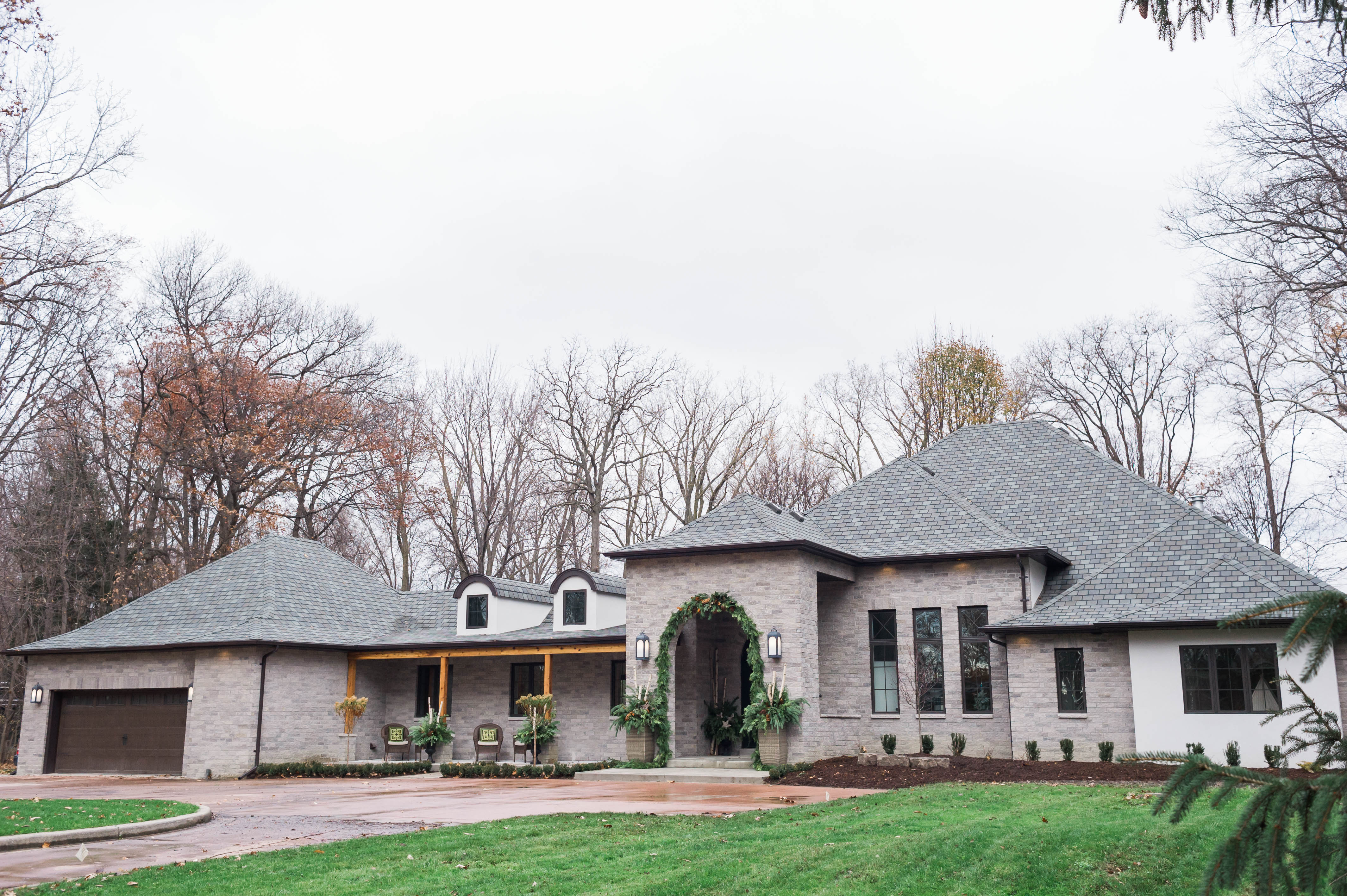 Modern French Country Exterior Renovation: Part 2 - The Leslie Style