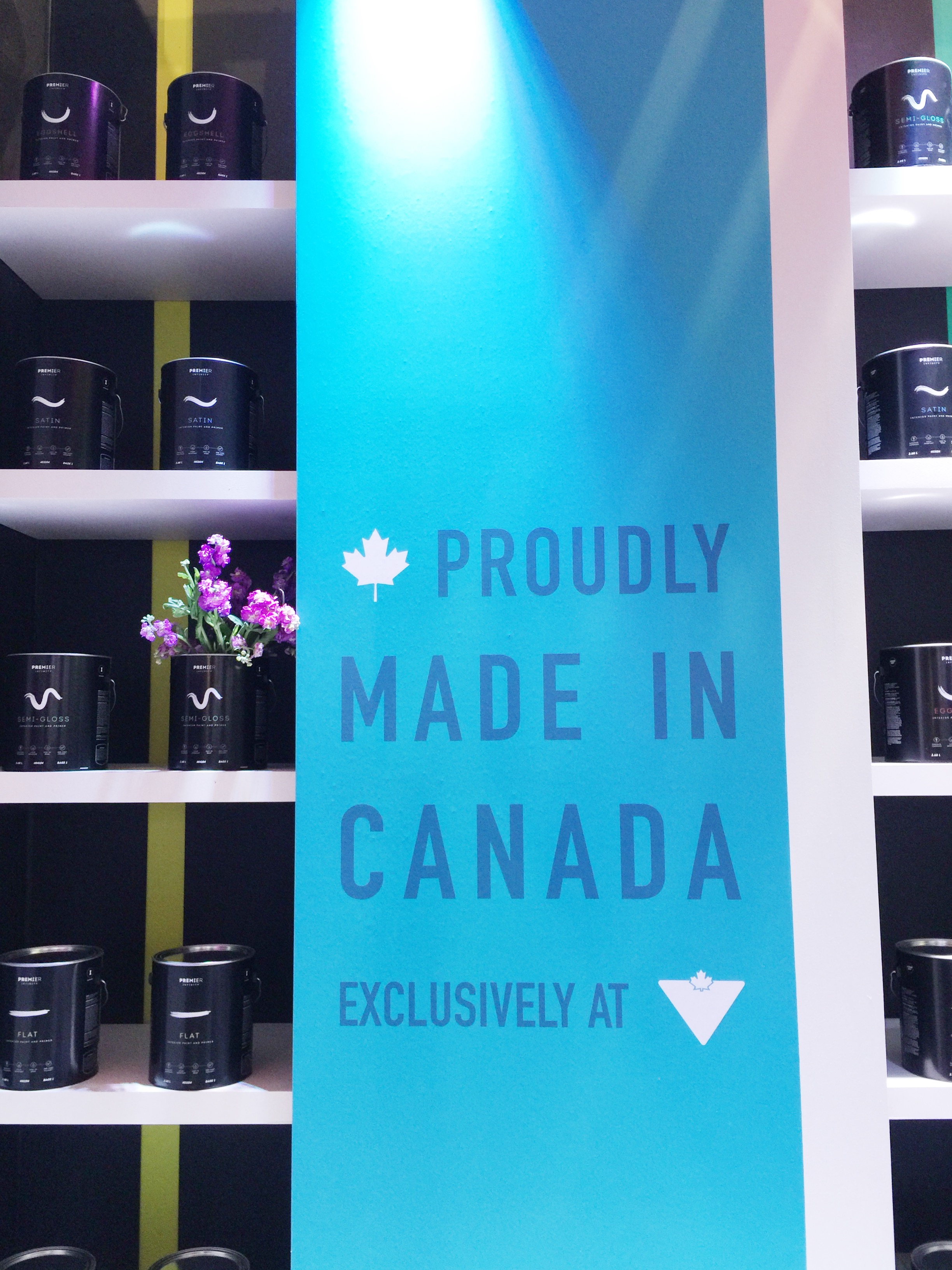 Toronto Interior Design Show with Premier Infinity Paint - The ...