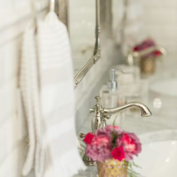 Modern French Country Ensuite Renovation Reveal