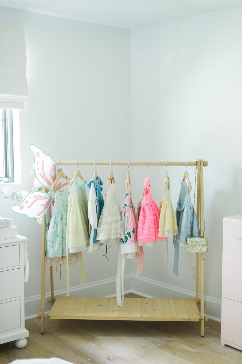 Little Girl Room Ideas With Purpose The Leslie Style