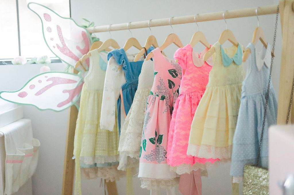 The Must Have Piece for Your Daughter's Room: A Wardrobe Rack