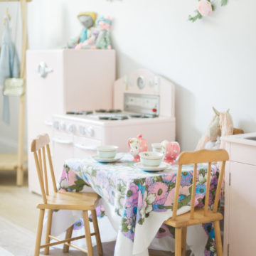 Little Girl Room Ideas with Purpose