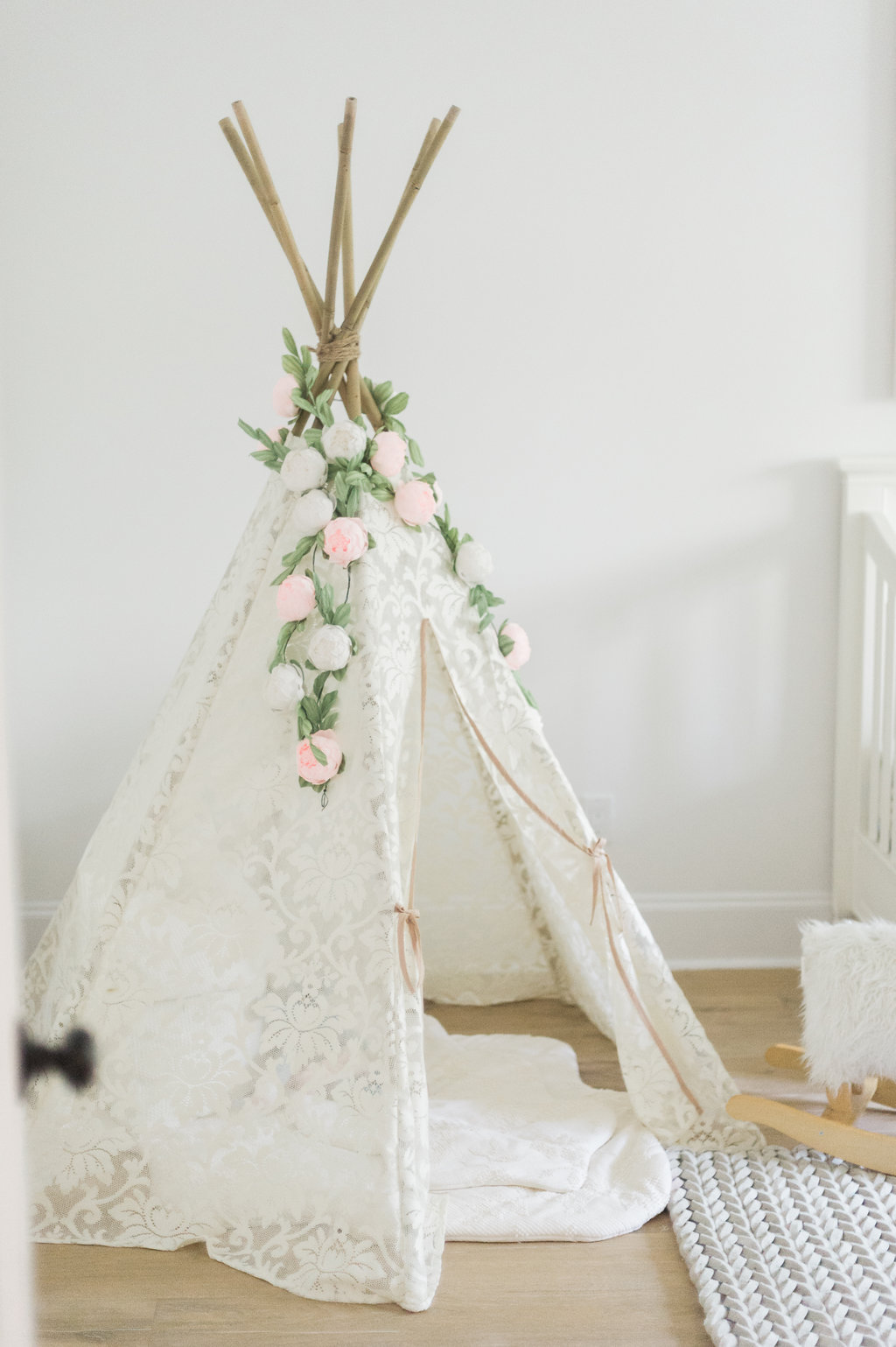 huge discount 62329 db016 Little Girl Room Ideas with Purpose - The Leslie Style