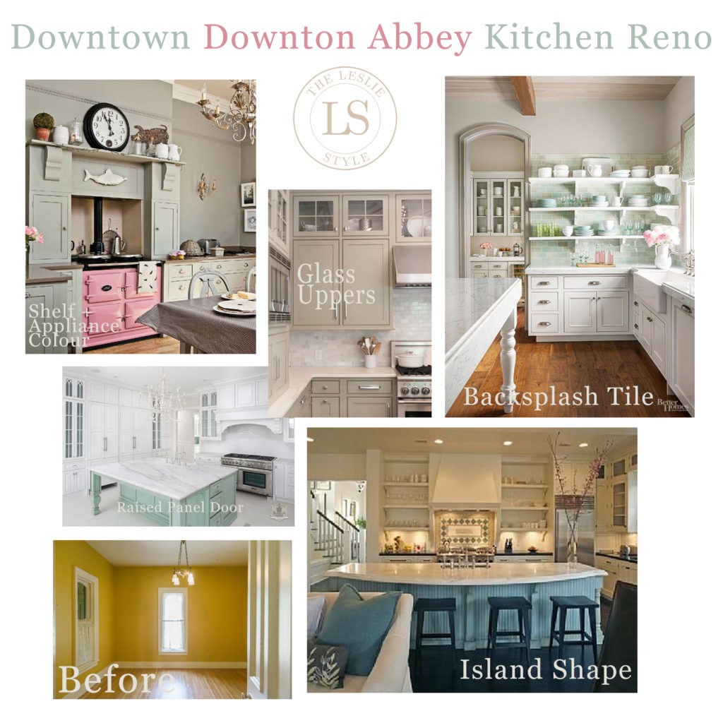 One Room Kitchen Interior Design In Mumbai: One Room Challenge Week 1: Downtown Downton Abbey Kitchen