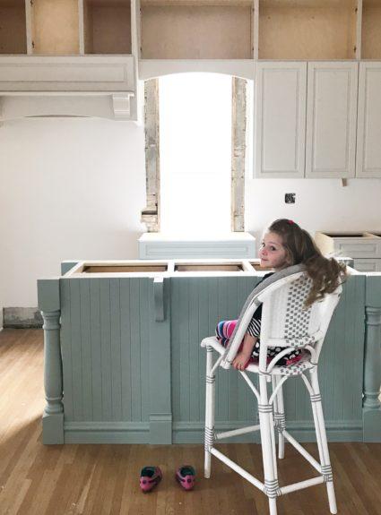 One Room Challenge Colourful Kitchen: Week 3