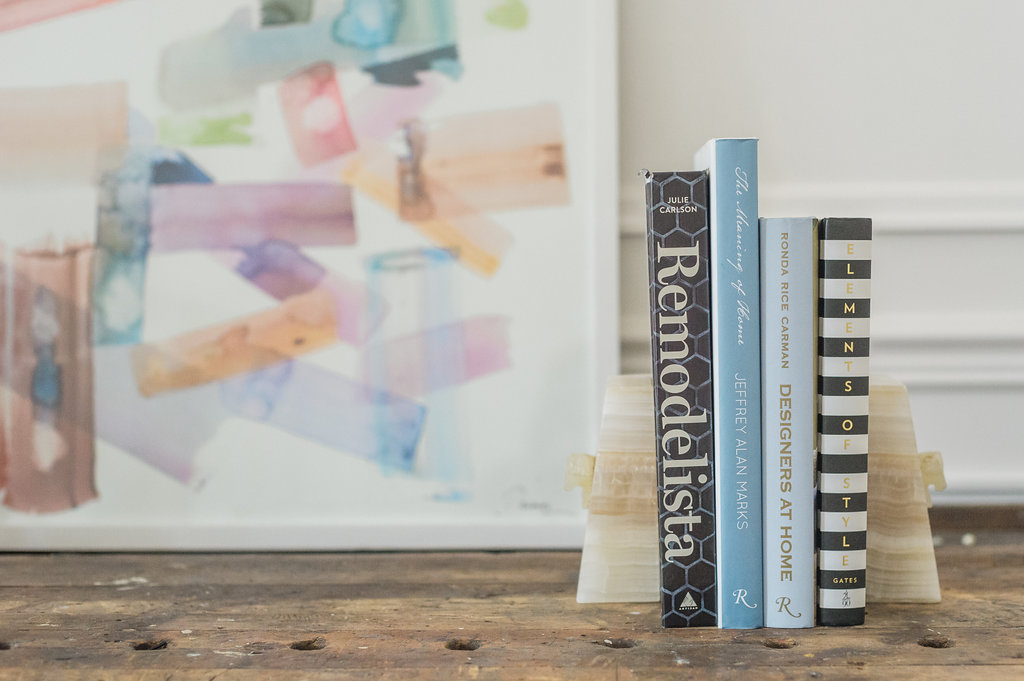 onyx bookends remodelista book the leslie style