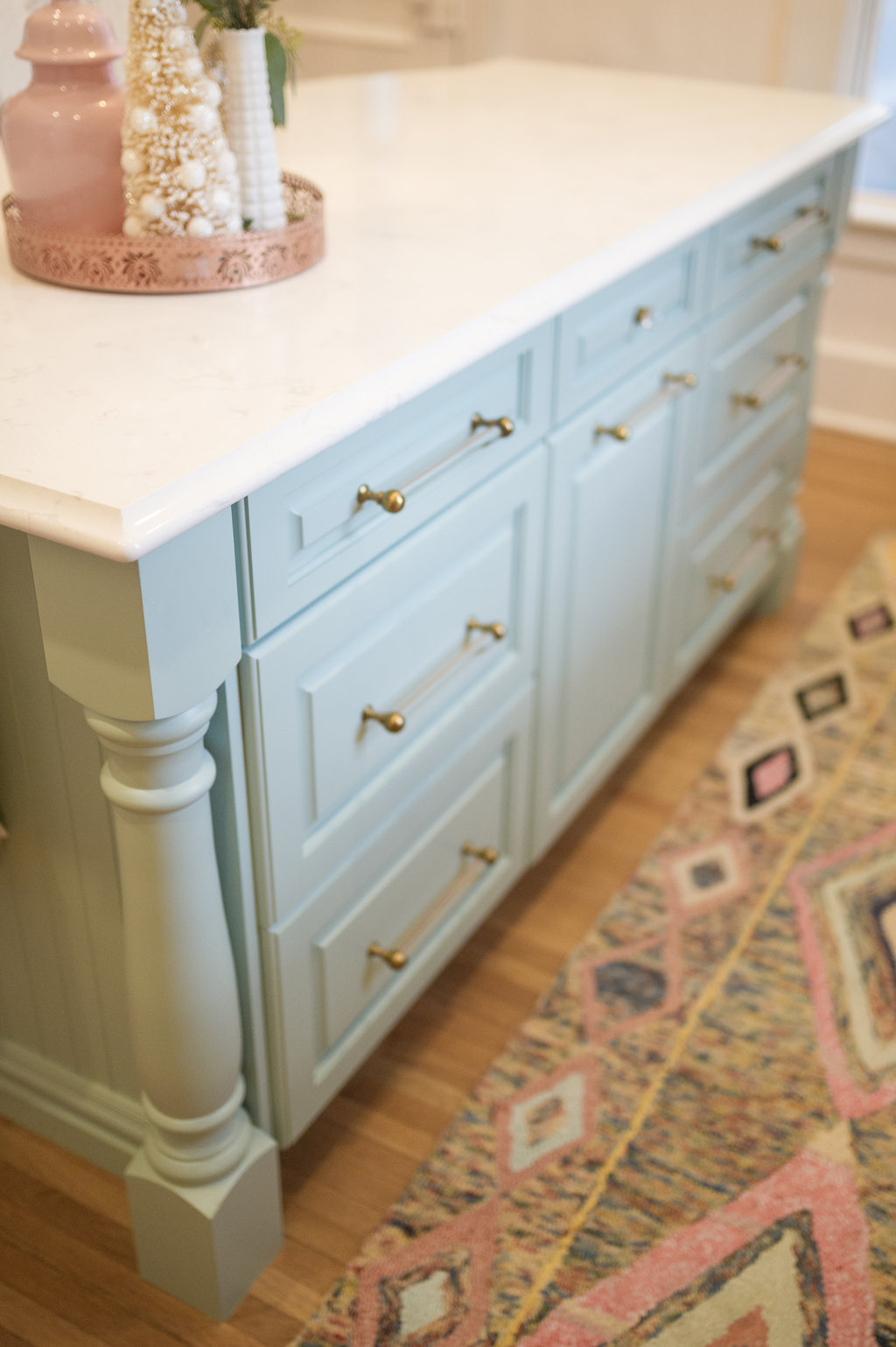 One Room Challenge Colourful Kitchen Reveal - The Leslie Style