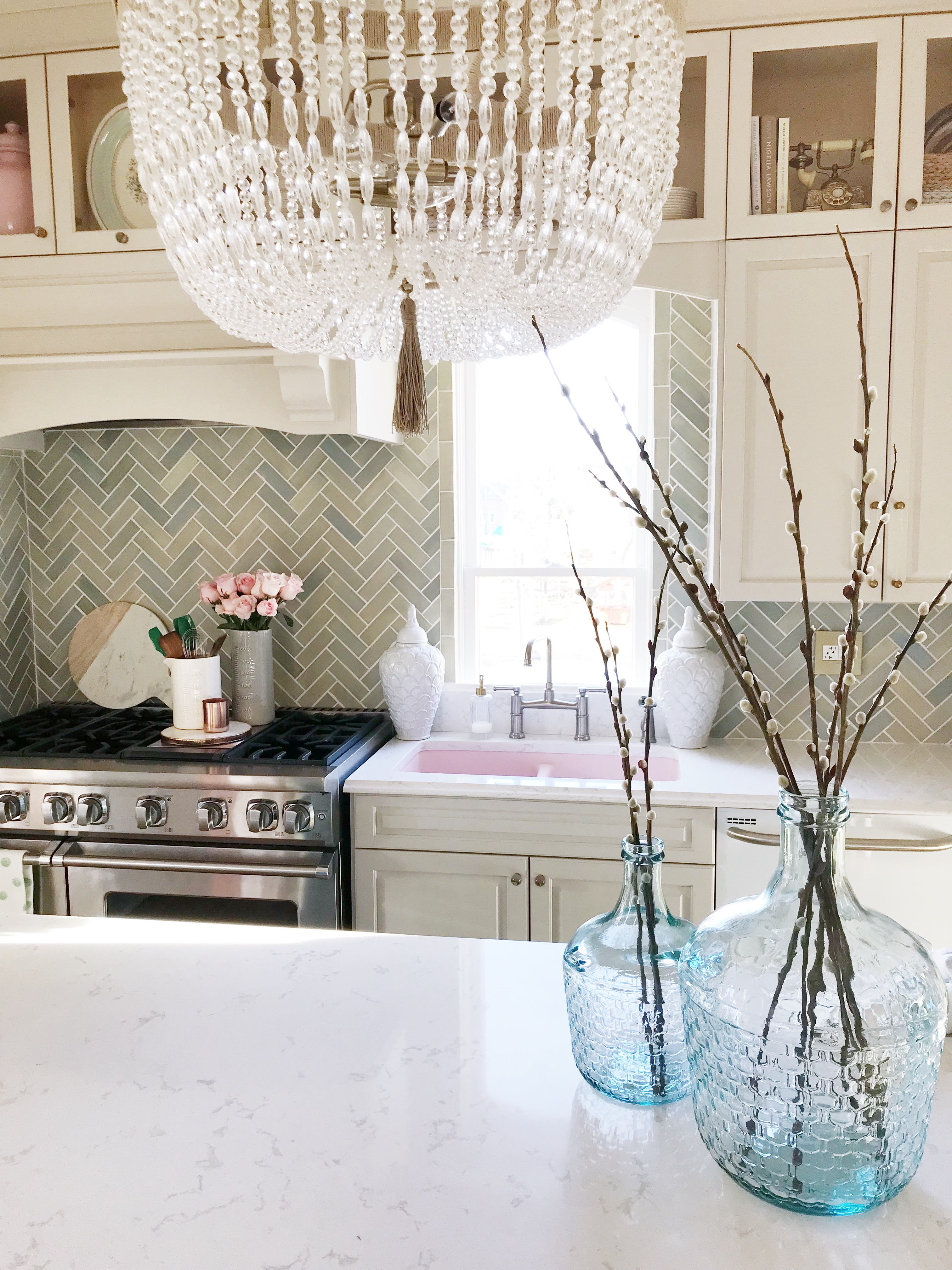 How To Add Decor Accessories Your Kitchen The Leslie Style