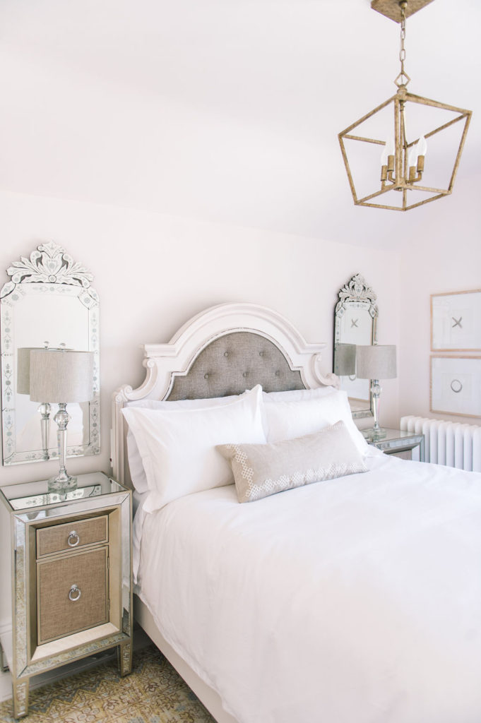 3 Tips to Maximize Space and Style in a Small Bedroom - The Leslie Style